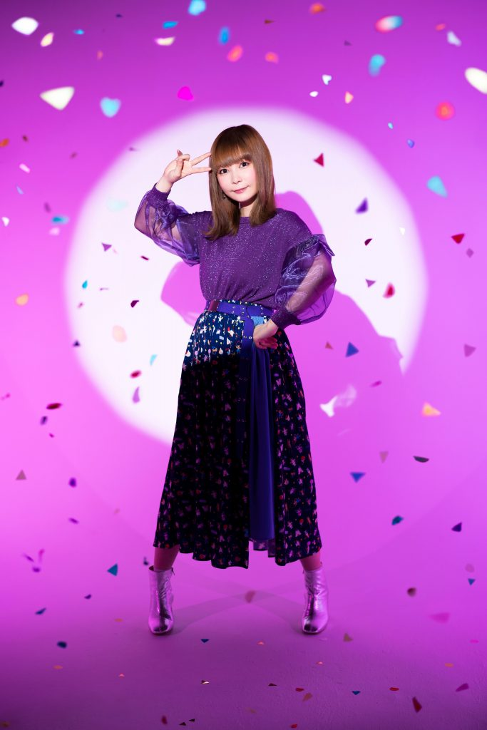 中川翔子 ニューシングル「フレフレ」発売記念 リモートイベント「フレフレツアー」開催決定!