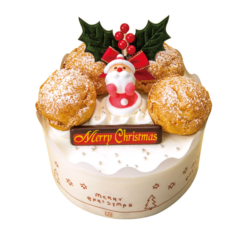 ビアードパパの「クリスマスケーキ」早期予約受付中!