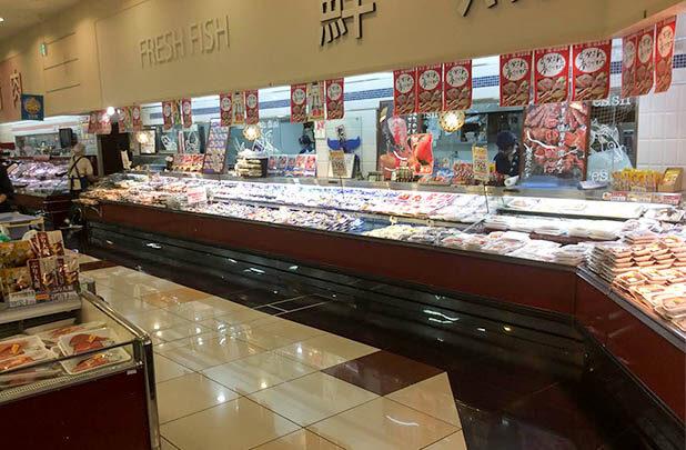 鮮魚たかぎ一里山店(ピアゴ店内)