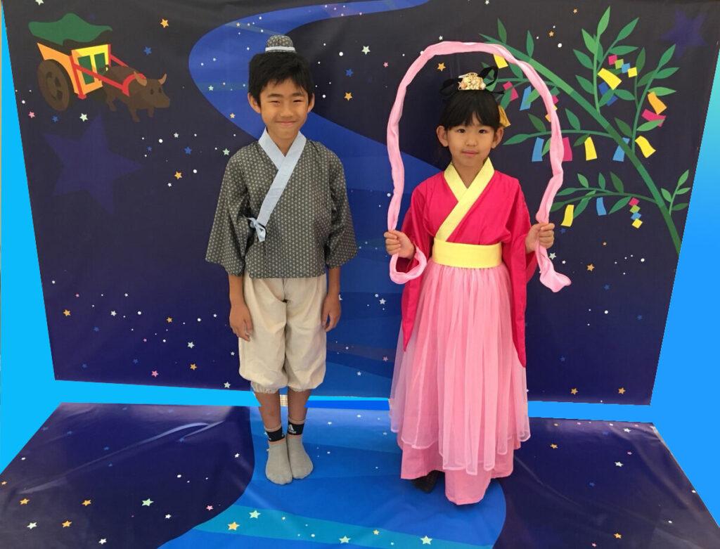 <七夕なりきり撮影会>リアルな衣装を着て織姫と彦星になりきろう!