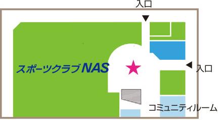 利用スペース(センターコート〈B1F〉)